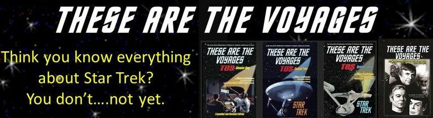 These are the voyages: tos